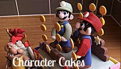 Character Cakes