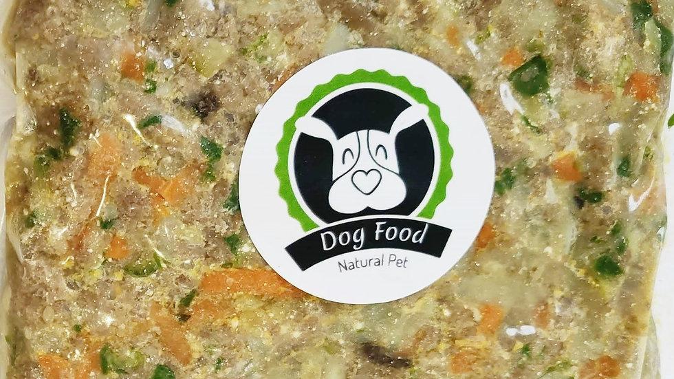 Alimentação Natural - Carne Bovina