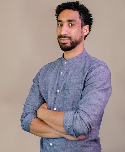 Ammar ElAmir Headshot Photo