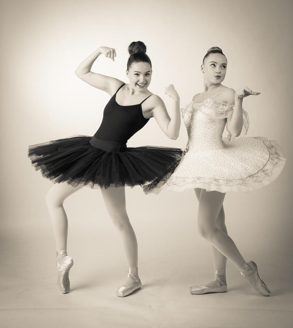 Sophia & Viktoria Aregger