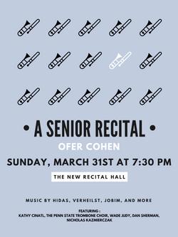 A Senior Recital