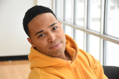 """""""Sometimes you don't know whether you got cast in a show based on your talent or the color of your skin..."""" Senior BFA Acting major, Timothy Washington Junior III, shares his experience being a minority actor in a predominantly white program on Tuesday, February 19 2019 in the Theatre Building. The Penn State School of Theatre does their best to premote diversity and inclusion through their programming, admission, and performances."""