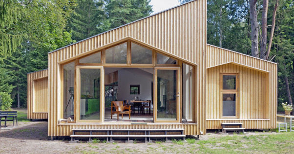 So what exactly is a prefab home?
