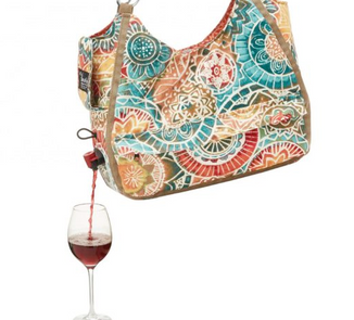 Dreams Do Come True: There's A Purse That Secretly Holds A Full Bottle Of Wine