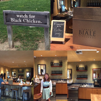 Winery Visit: Biale Vineyards