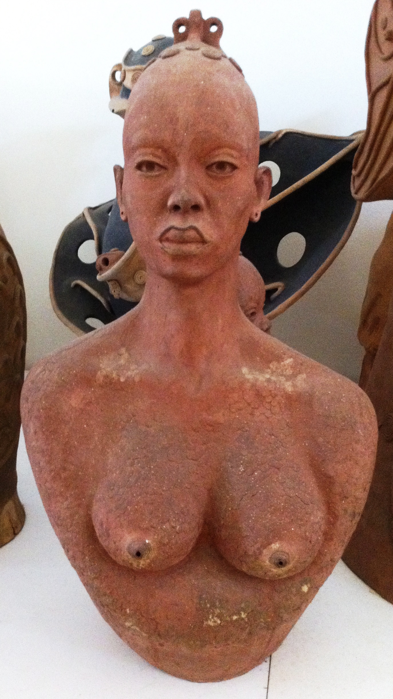 Self Portrait - Sculpture