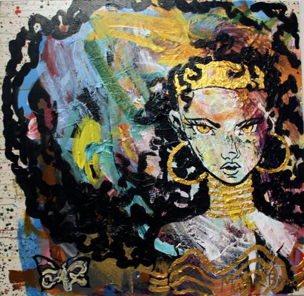 Malik Bishop Virtual Art Gallery