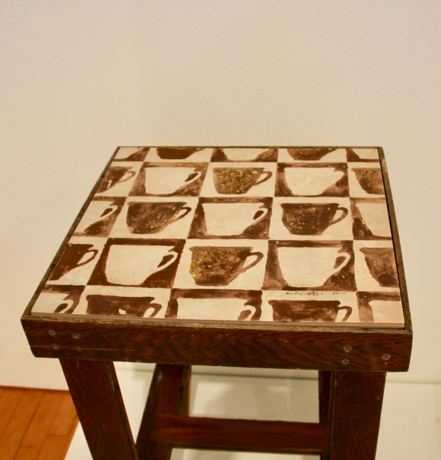 Coffee Table 2, 2020