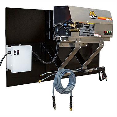 Mi-T-M CAW Aluminum Series Pressure Wash