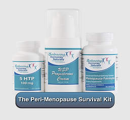 The Perimenopause Survival Kit