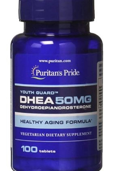 DHEA - Testosterone Supplement by Puritan's Pride
