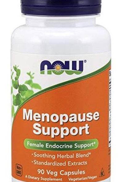 MENOPAUSE SUPPORT by NOW (Safe & Gentle Premarin Alternative)