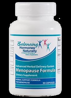 Menopause Formula by Balancing Hormones Naturally