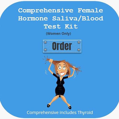 Comprehensive Female Test II