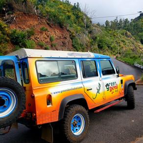 Na Ilha da Madeira, um passeio com a Green Devil Safari