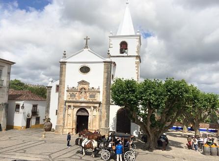 As igrejas de Óbidos