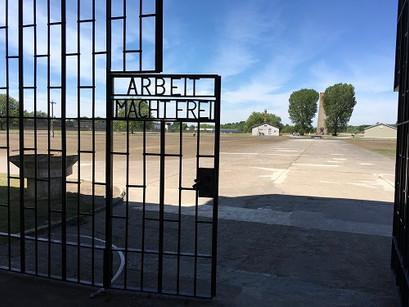 Bate-volta de Berlim: campo de concentração Sachsenhausen e Potsdam