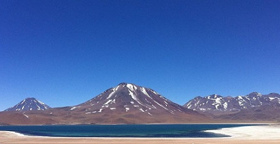 Um vinho no Deserto do Atacama