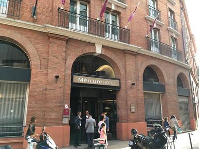 No  Mercure Toulouse Centre Wilson