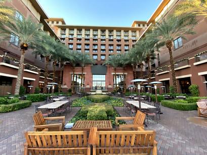 No resort Westin Kierland em Phoenix