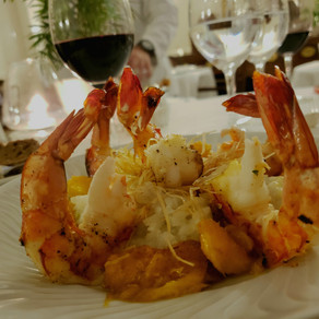 No hotel Quinta da Bela Vista, um jantar inesquecível