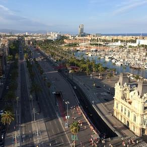 Barcelona, aí vamos nós!!!