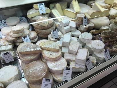 No Mercado de Victor Hugo, em Toulouse