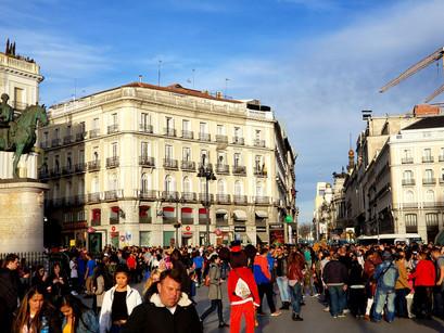 Roteiro de compras em Madrid