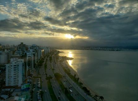 No Hotel Majestic Palace, em Florianópolis