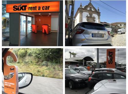 Aluguel de carro com a Sixt em Portugal. Veja dicas!