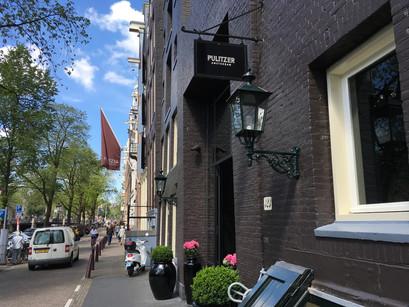 No hotel Pulitzer, no centro de Amsterdam