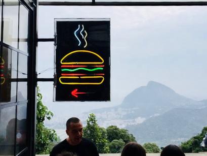 No Burger Joint Paineiras