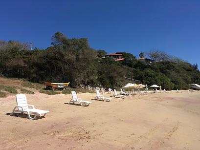 Na praiada Ferradura by Unicornio & Spa