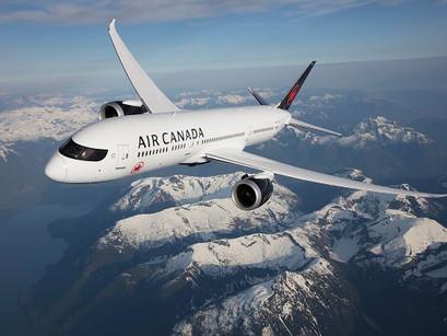 Air Canada é eleita a Eco-Airline do transporte aéreo em 2018
