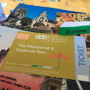 No tour de Montserrat