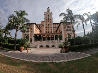 The Biltmore Hotel, um luxo no estilo europeu de Miami