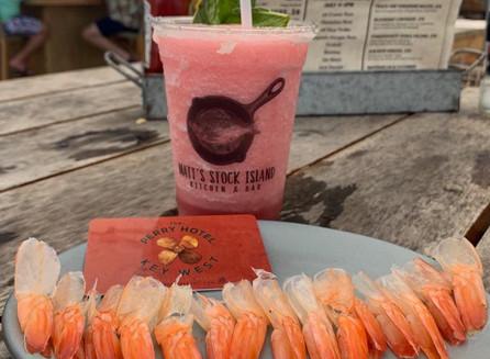 Em Key West, a gastronomia do  The Perry Hotel