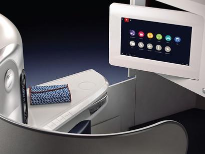 Air France investe em tecnologia a bordo