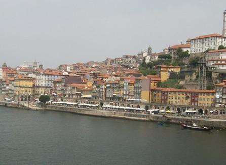 No Rio Douro