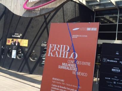 Em São Paulo, Frida Kahlo!