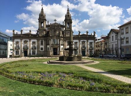 Roteiro por Braga, no Norte de Portugal