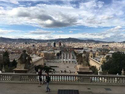 Na tradição cultural de Barcelona