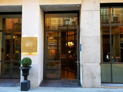 No Gran Hotel Inglés, em Madrid. A experiência do luxo puro