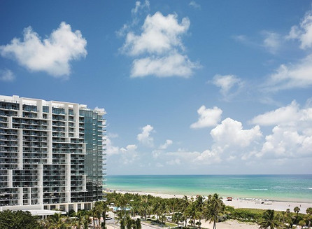 Ceia de Natal no W South, em Miami