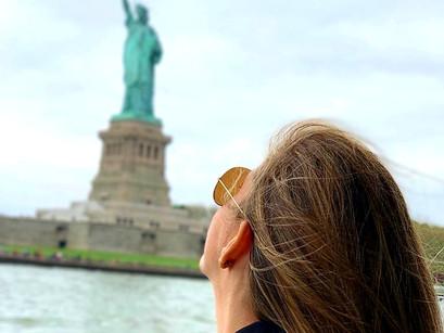 Os clássicos de New York: Estátua da Liberdade, Central Park e Times Square