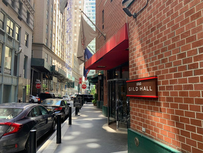 No Gild Hall, hotel boutique em Nova York