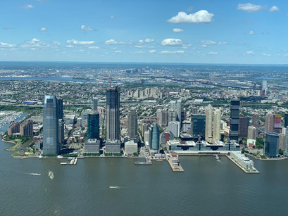 One World Observatory: Vendo New York do alto!