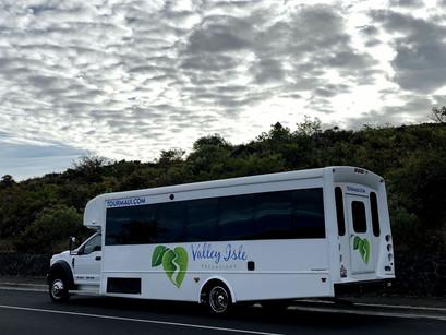 Em Haleakala com a Valley Isle Excursions em Maui no Hawaii