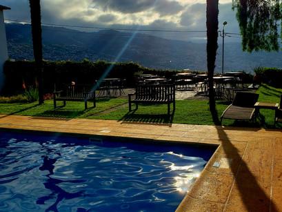 No hotel Quinta da Bela Vista, na Ilha da Madeira