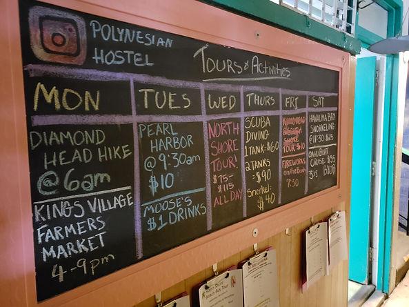 Agito Jovem No Polynesian Hostel Beach Club